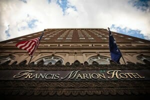 francis marion hotel for conference