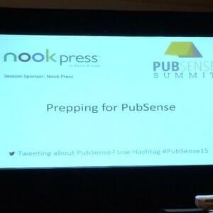 PubSense conference